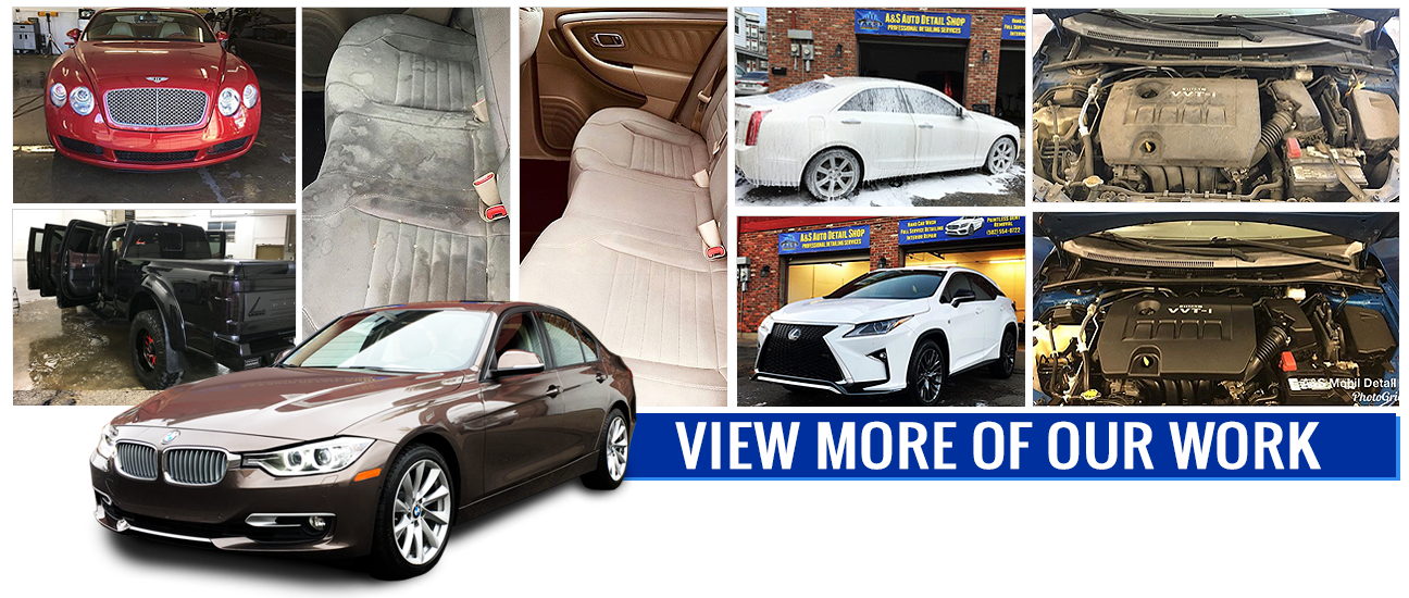 A S Mobile Auto Detail Bringing Professional Detailing To Your